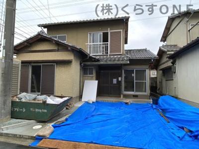 【外観】高砂市曽根町/中古戸建
