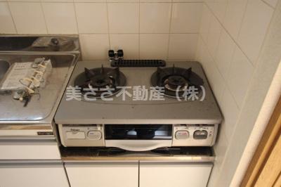 【キッチン】さくらハイツ