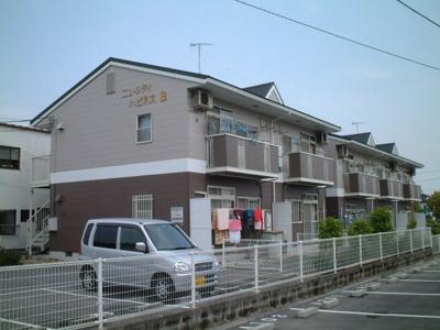 【外観】ニューシティハピネスB