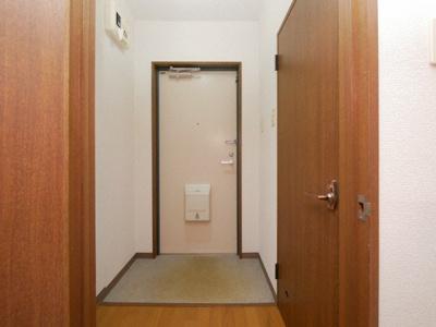 【玄関】ロフトS9