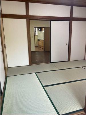 【寝室】双葉DIY戸建