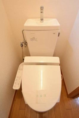 【トイレ】コーポゼルコバ