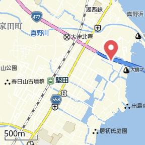 【周辺】サンシャイン湖舟A棟