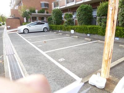 【駐車場】ハイツスリーアロー