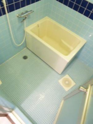 【浴室】ハイツスリーアロー