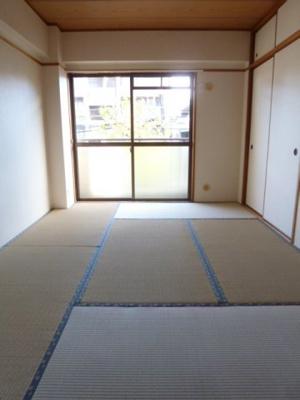 【和室】ハイツスリーアロー
