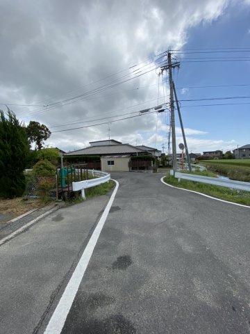 【前面道路含む現地写真】サガシカセチョウ