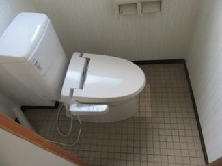 【トイレ】ディーケーアコヤハイツ