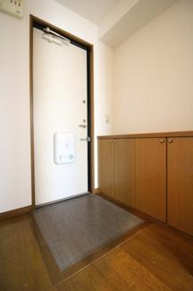 【玄関】メゾンフォンテンブロー