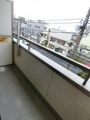【バルコニー】メゾンリヴァージュⅢ