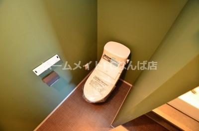 【トイレ】靭公園ハウスラクメンビル