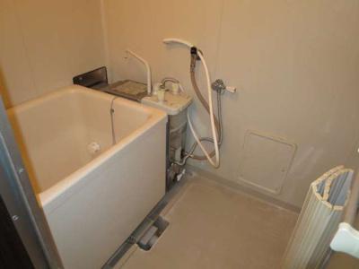 【浴室】タウニィ上ノ町