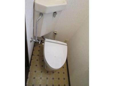 【トイレ】タウニィ上ノ町
