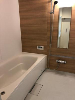 【浴室】ライフ・モア板付