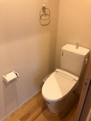 【トイレ】ライフ・モア板付