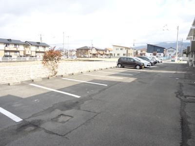 【駐車場】グリーンパーク新井