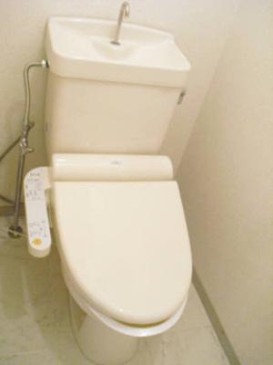 【トイレ】グリーンパーク新井