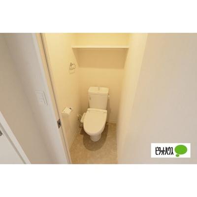 【トイレ】コモレビスクエア大須