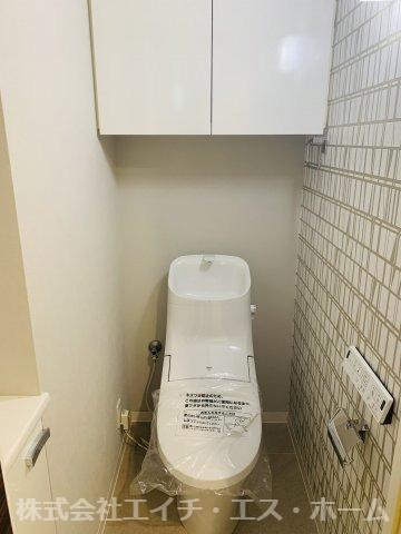 【トイレ】アデニウム五反野