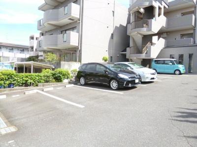 【駐車場】ラ・ミュール