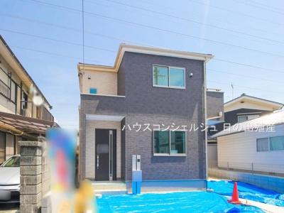 【外観】名古屋市西区比良4丁目349【仲介手数料無料】新築一戸建て