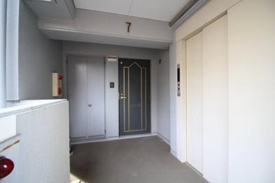 【玄関】大和研装社ビル