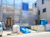 名古屋市中村区草薙町3丁目27-2【仲介手数料無料】新築一戸建て 1号棟の画像