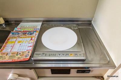 【キッチン】MASAマンション三輪