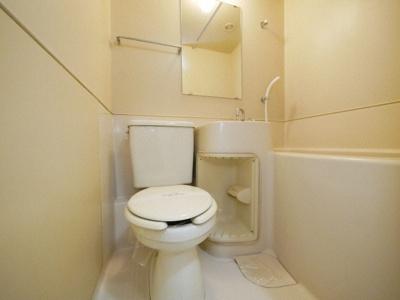 【浴室】コーポハシモト