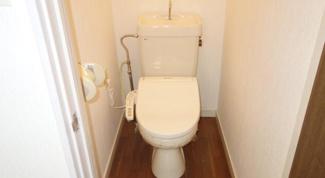 【トイレ】《高稼働!木造12.10%》仙台市太白区大谷地一棟アパート