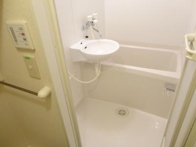 【浴室】レオパレスかもじや