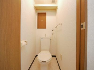 【トイレ】パークヒルズ中央