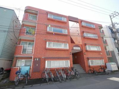 【外観】プレサント南8西8