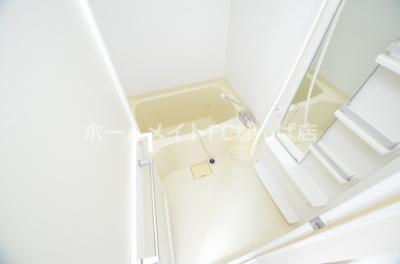【浴室】長堀小谷マンション