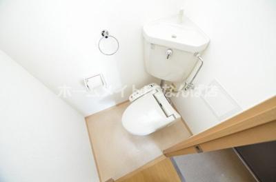 【トイレ】長堀小谷マンション