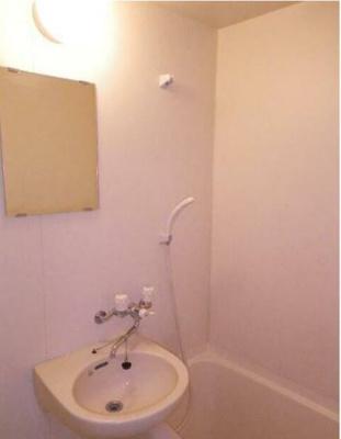 【浴室】野毛山ポートヒルガーデン