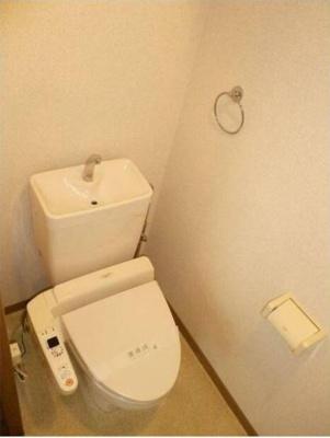 【トイレ】野毛山ポートヒルガーデン