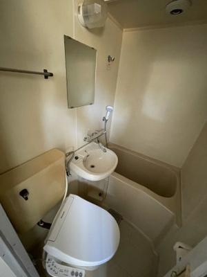 【浴室】サンリバー南鴨宮