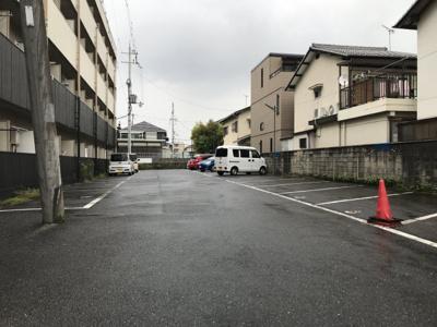 【駐車場】SAMSQUARE大津京