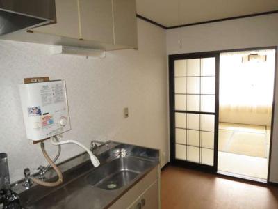 【キッチン】新屋グランドコーポ
