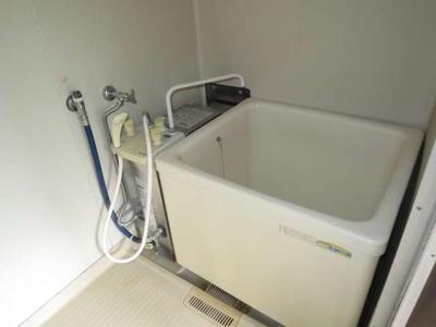 【浴室】新屋グランドコーポ
