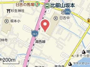 【地図】ディンプル阪本