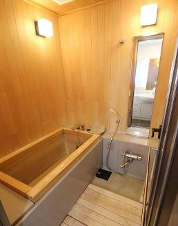 【浴室】ビオラ田町