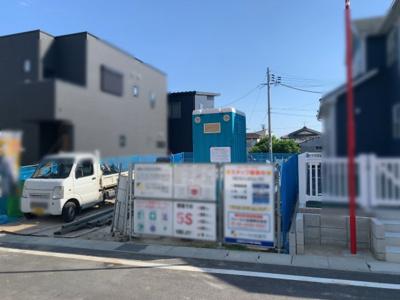 【外観】大津市坂本7丁目11 新築分譲