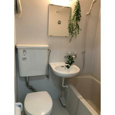 【浴室】ホーユウコンフォルト大和中央