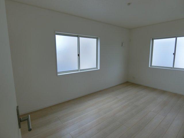 個人の部屋や寝室として使える洋室3です