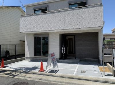 【外観】■茨木市大池2丁目完成済み新築 3号地