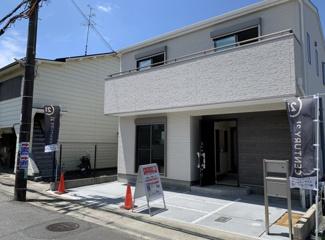 ■茨木市大池2丁目完成済み新築 3号地