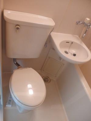 【トイレ】エスポワール大泉学園
