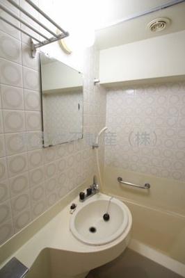 【浴室】散東マンション